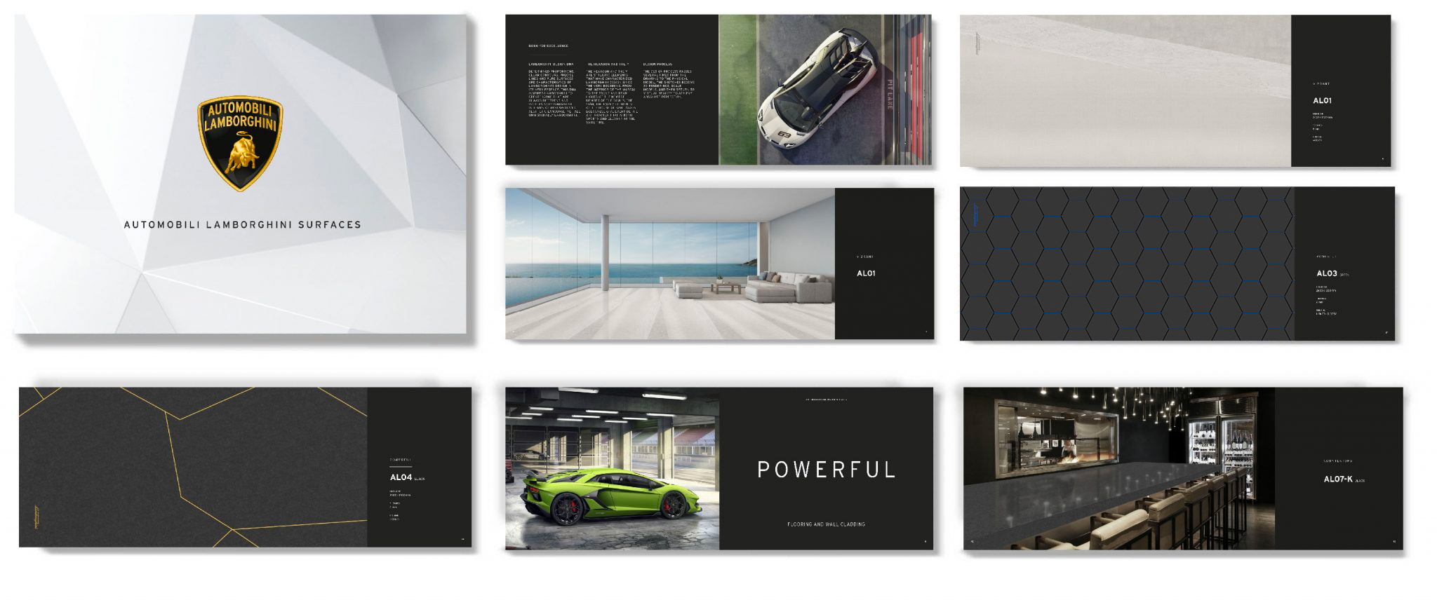 Automobili Lamborghini Catalog